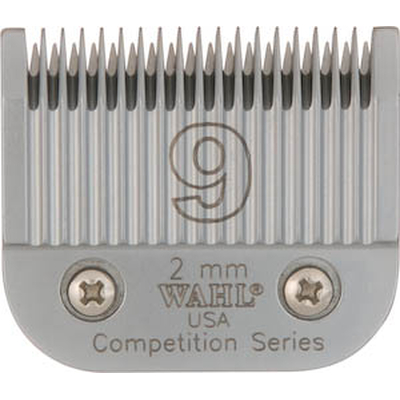 Wahl Competition Scherkopf, Size 9 - 2 mm