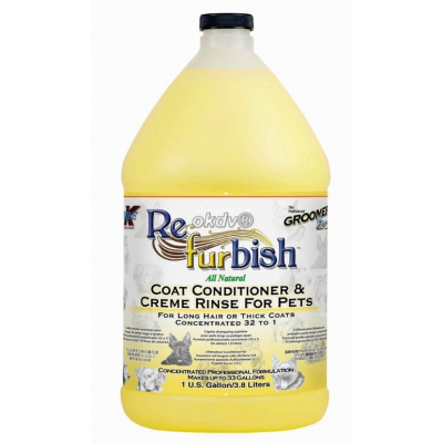 Double K Re Fur Bisch, Conditioner, 3,8 L