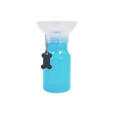 highWave Wasserflasche blau small