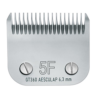 Aesculap GT 360, Snap on Scherkopf, Size 5F - 6,3 mm