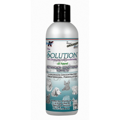 Double K Solution, Conditioner & Entfilzer, 237 ml